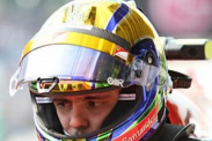 Felipe Massa says he only feels pressure from himself, not Ferrari