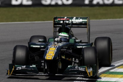 Team Lotus to stay green and yellow under Caterham name in 2012