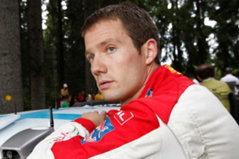 Sebastien Ogier will contest the full 2012 WRC schedule in a Skoda