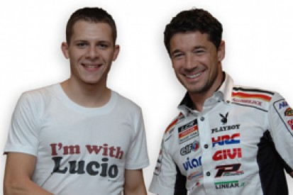 Stefan Bradl to step up to MotoGP in 2012 with LCR Honda
