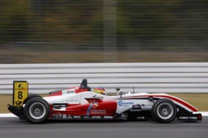 Roberto Merhi takes 10th F3 Euro Series win of 2011 at Hockenheim