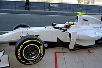 Pedro de la Rosa believes F1 racing will not change in 2012 despite new tyres