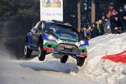 Jari-Matti Latvala leads into final day of Rally Sweden