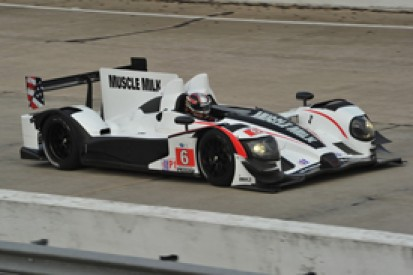 Lucas Luhr tops pre-Sebring 12 Hours test on first run of new Pickett Racing HPD