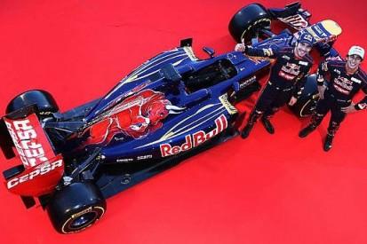 Toro Rosso's Giorgio Ascanelli says STR7 nose not aggressive enough
