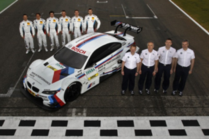 Martin Tomczyk placed with new squad Team RMG as BMW reveals DTM pairings