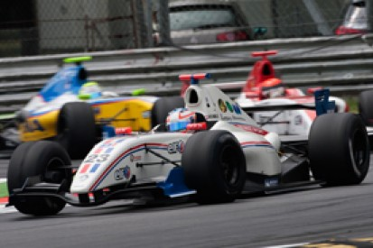 Walter Grubmuller and Daniil Move stay with P1 Motorsport in Formula Renault 3.5