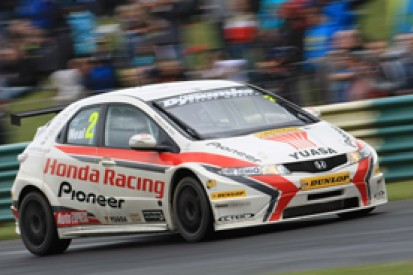 Honda to run a factory team in the World Touring Car Championship later this year