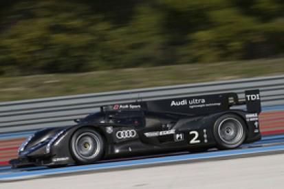 Audi's four-car assault heads 2012 Le Mans 24 Hours entry list