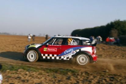 Eurosport closing on World Rally Championship TV deal