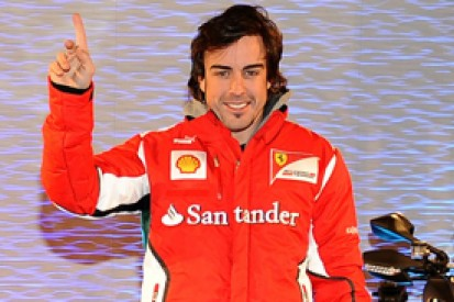 Fernando Alonso says Ferrari has everything it needs to win the 2012 F1 title