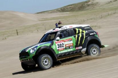 Stephane Peterhansel takes lead of Dakar Rally as Nasser Al-Attiyah wins stage two