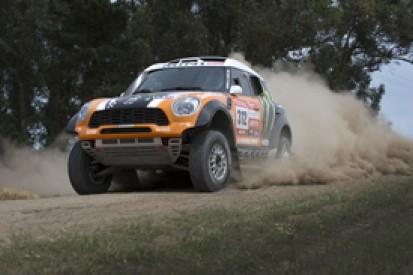 Leonid Novitskiy wins Dakar Rally opener as Nassar Al-Attiyah hits early problem