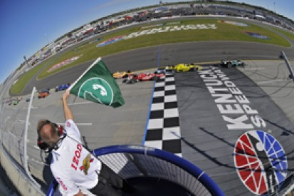 IndyCar drops Kentucky Motor Speedway as 2012 calendar is published