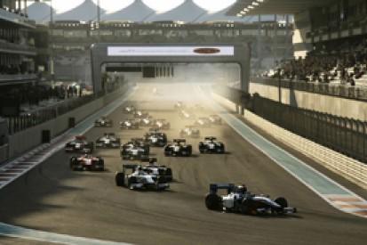 GP2 announces expanded 2012 calendar including debut at Singapore Grand Prix