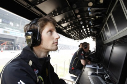 Romain Grosjean prepared to give up on F1 ambitions if he fails to land 2012 race seat
