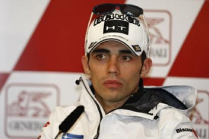 Michele Pirro to race Gresini FTR-Honda in MotoGP in 2012