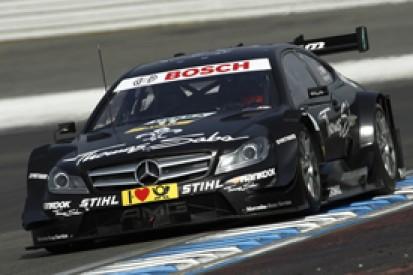 Gary Paffett tops Hockenheim DTM test for HWA Mercedes
