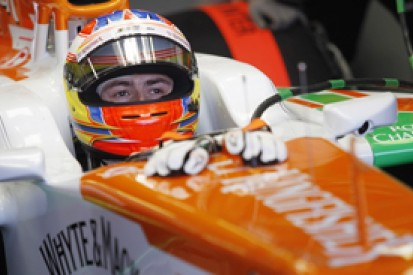 Paul di Resta says making Q3 is the target for Force India in Australian GP qualifying
