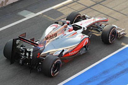 Jenson Button says blown diffuser ban means less mystery in downforce chase