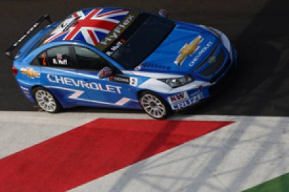 Huff heads Tarquini and Muller in the opening practice session at Monza