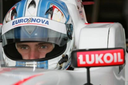 Sergey Sirotkin's early move to Auto GP stems from a desire to learn powerful single seaters