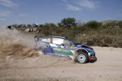 Puncture costs Petter Solberg early Rally Mexico lead