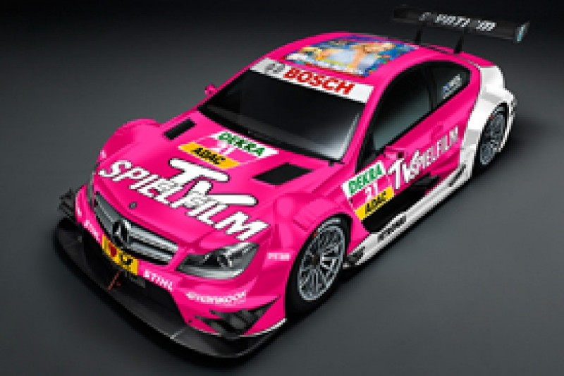 Susie Wolff to remain with Persson Mercedes squad in DTM