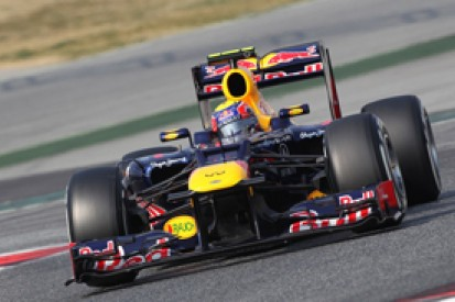 Mark Webber plays down Red Bull advantage as it introduces revised car