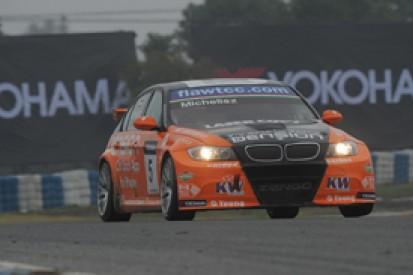 Zengo enters second WTCC BMW for Gabor Weber