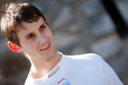 Jarvis signs to race in GT1 World Championship, racing an Audi R8 for WRT