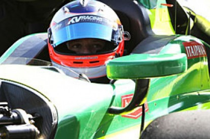 Rubens Barrichello commits to full IndyCar season with KV Racing