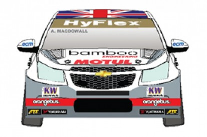 Alex MacDowall moves to World Touring Cars with bamboo engineering
