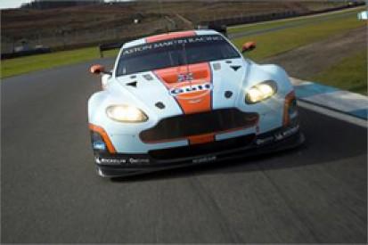 Aston Martin launches World Endurance GTE Pro programme