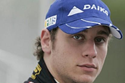 Lazarus signs Fabrizio Crestani for 2012 GP2 season