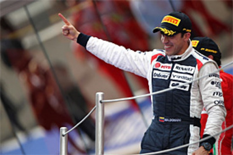 Williams not getting carried away despite Spanish Grand Prix victory