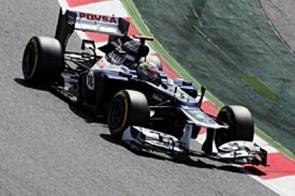 Pastor Maldonado takes shock Spanish Grand Prix win for Williams