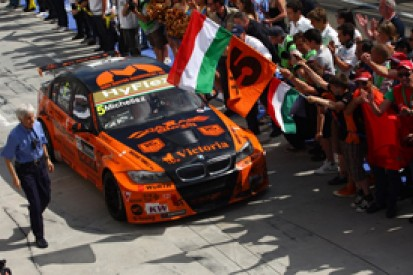 Ecstatic Norbert Michelisz takes home World Touring Car victory in Hungary