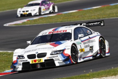 Martin Tomczyk tops first DTM practice at Lausitz for BMW