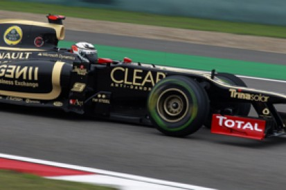 Lotus evaluating DRS-activated front wing after FIA rejected protest against Mercedes device