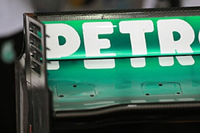 Lotus will not appeal stewards' decision on Mercedes rear wing