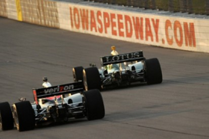 Iowa qualifying format tweaked ahead of IndyCar race