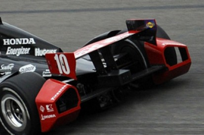 IndyCar imposes maximum rear wing angle for Iowa race