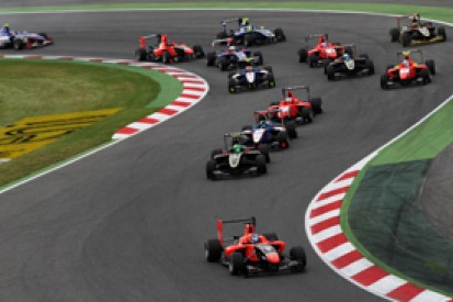 GP3 to switch to a more powerful 400bhp engine for 2013 season
