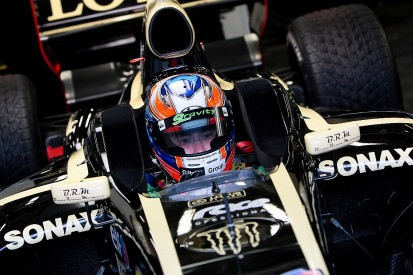 Richie Stanaway 'out for several weeks' with Spa back injury