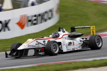 Felix Rosenqvist and Will Buller earn first F3 Euro Series poles in Austria