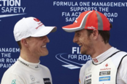 Jenson Button says critics of Michael Schumacher should understand the demands of becoming competitive again