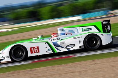 Pescarolo's new LMP1 makes track debut