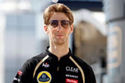 Romain Grosjean optimistic of frontrunning Lotus performance at Hungarian Grand Prix