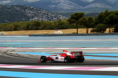 Christopher Zanella sets early F2 pace at Paul Ricard
